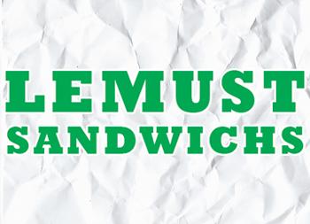 Le Must Sandwichs